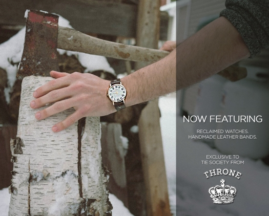 Introducing Throne Watches